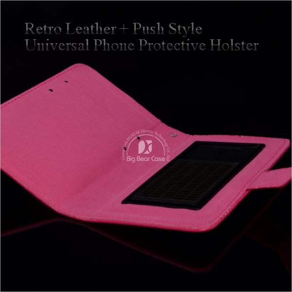 wallet leather case for lg optimus f3