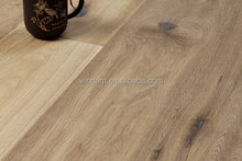 Antik 002 15/4mm Brushed wide plank Oak Engineered Hardwood Flooring