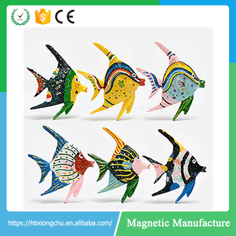 high quality customized decorative cartoon pictures fridge magnet