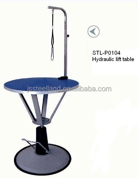 hydraulic lift table pet grooming talbe pet products