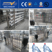 China Factory Quality Control Drinking Water Treatment Plant