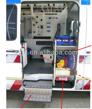 Ambulance interior decoration-Aluminum alloy