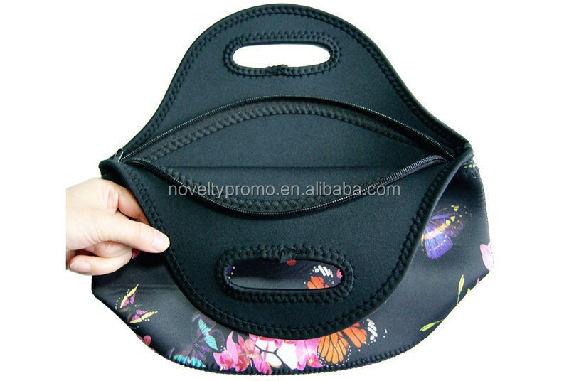Neoprene Frozen Lunch Bag