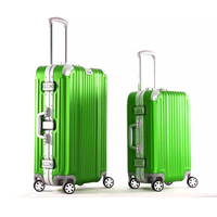 Aluminum Suitcase Luggage Set