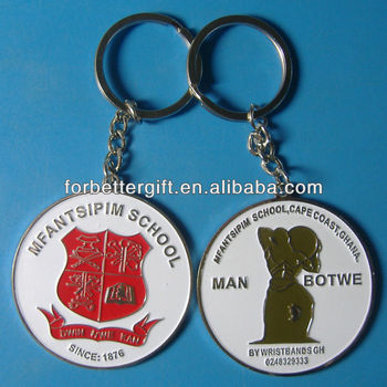 Hot Sale Key Chain PVC Own Design
