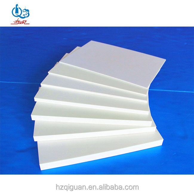 4x8 Sintra 15mm 16mm 18mm Waterproof Foam Board White Pvc