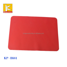 Colorful Silicone Placemat , red silicone baking anti-slip mat
