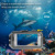 Smartphone Waterproof Housing diving camera phone case cover bag  for Samsung for iphone Xs max with bluetooth App