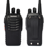 UHF Frequency Baofeng Mobile Two Way Radio with Antenna BF-888S