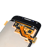 Original LCD Screen Touch Digitizer LCD Assembly for Samsung Galaxy S4 i9500 With Tools