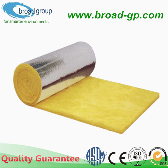 Thermasl Insulation Aluminum Foil Glasswool with Competitive Price