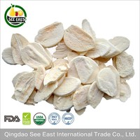 100% Natural fd vegetable freeze dried garlic
