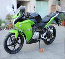 New design 50/150/250cc powerful racing motorcycle with amazing race
