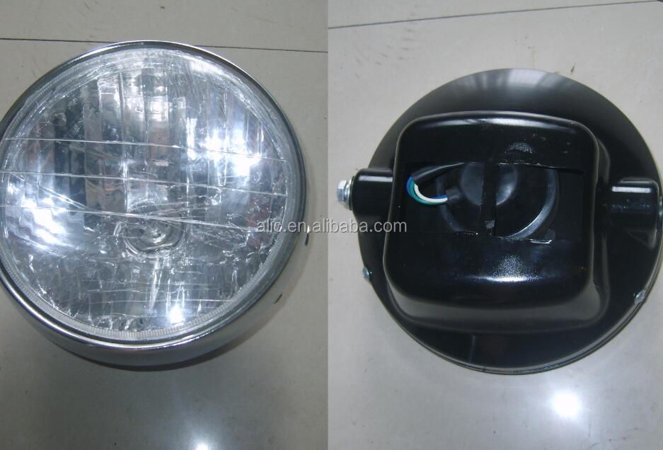 Motorcycle Head Light For TVS Apache150/180