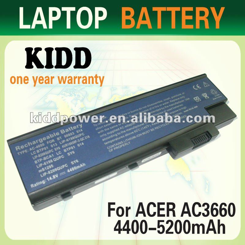 For Acer Aspire 5600/5610/5620/7000/7100/7110/9300/9400/9410/9420/4220/5100/5110 9 cells laptop battery