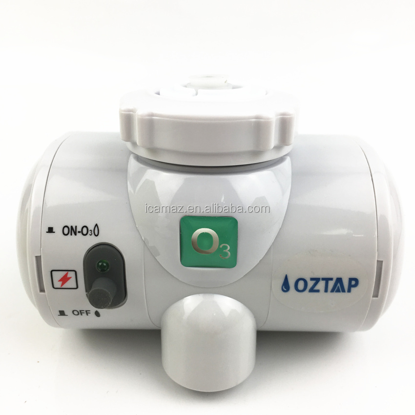 2017 New Hydraulic ozone water tap O3 water cleaner Purifier keep fruit&vegetable fresh