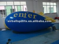 inflatable helium blimp 3m MOQ: 1PC