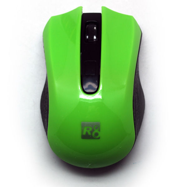 RF 3D Wheel Optical Mouse