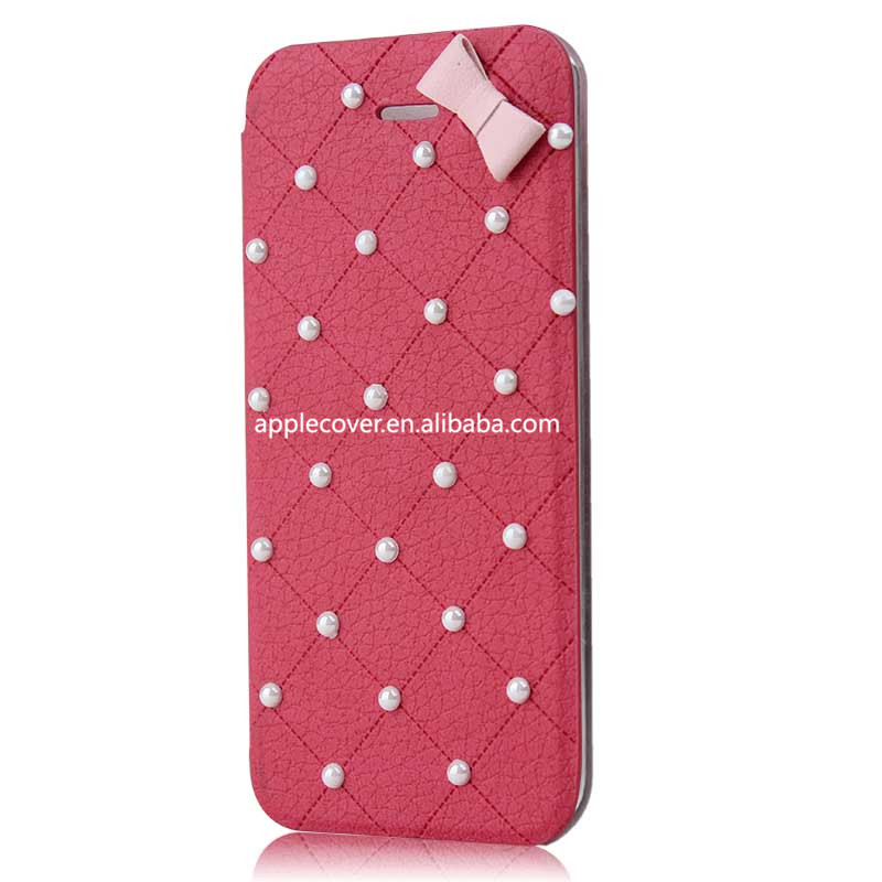 hot sales accessories for i Phone5 s Pearl Case