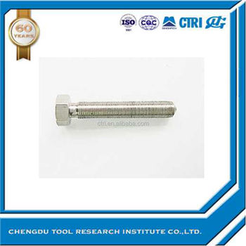 CARBIDE THREAD CONTACT FOR INNER DIAMETER IN PROCESS GAUGE