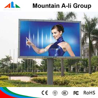 P10 Outdoor Led Display Price Video Full Color