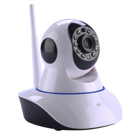 indoor sd card wifi ip camera for home security 720P WiFi Wireless Security IP Camera for Baby /Elder/ Pet/Nanny Monitor