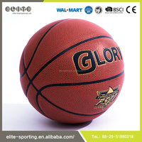 2016 new style cheap promotional basketball , basketball balls , Rubber basketball