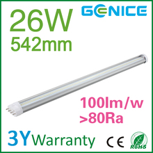 26w osram dulux replacement led tube light 2g11 manufacturer