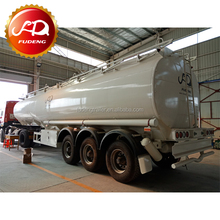 39000 litres diesel fuel tanker semi trailer with free spare parts