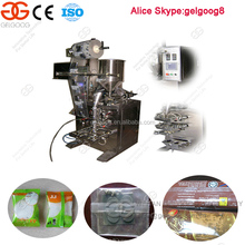 Automatically Back Side liquid packing ,Back said sauce packing machine with CE Approved