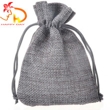 New Trend Eco-friendly Draw String Bag Printed Customized Size Gift Bag Cotton Drawstring Pouch Wholesale