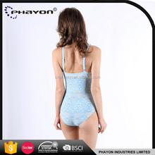 < OEM> Custom Solid Sexy Beach One Piece Sling Bikini Swimwear for girls swimsuit
