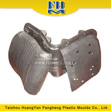 office chair parts mold shell molding plastic injection mould
