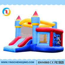 Cheap commercial wholesale children china house jumping castle jumpers combo air trampoline baby inflatable bouncers