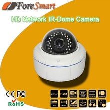 5MP Megapixel Mini High Speed Dome IP Camera Support Onvif 2.2 POE WIFI P2P