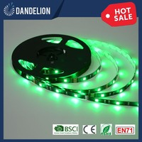 Supply rgb led strip digital SMD5050 5M sequential led strip with CE ROHS LVD