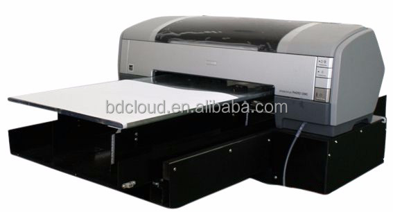 Digital eco solvent printer A3 size for mobile case to print
