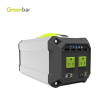 Solar power system UPS 300W portable Uninterrupted power system