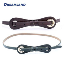 Colorful Homemade Leather Female Chastity Dress Belt