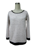 ladies terry top,sweater,sport top,blouses