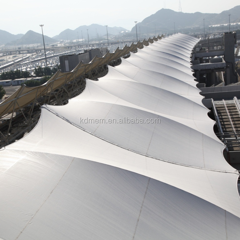 Membrane Structure Sunshade Carport Canopy Roofing