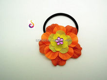 Good quality Crazy Selling hair ornament ponytail holders