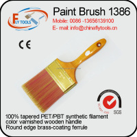 Pakistan market High Grade Soft bristle paint brush
