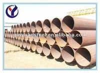 black welded steel pipe