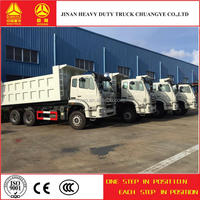 china good quality 10 wheels dump truck