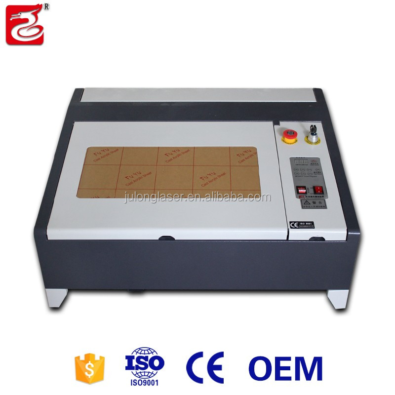 desktop laser cutter and engraver 4040 acrylic wood laser cutter