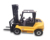 Royal 5 ton heavy duty diesel forklift with Mitsubishi S6S-T engine