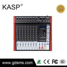 New design usb audio mixer console mini mixer with usb power supply