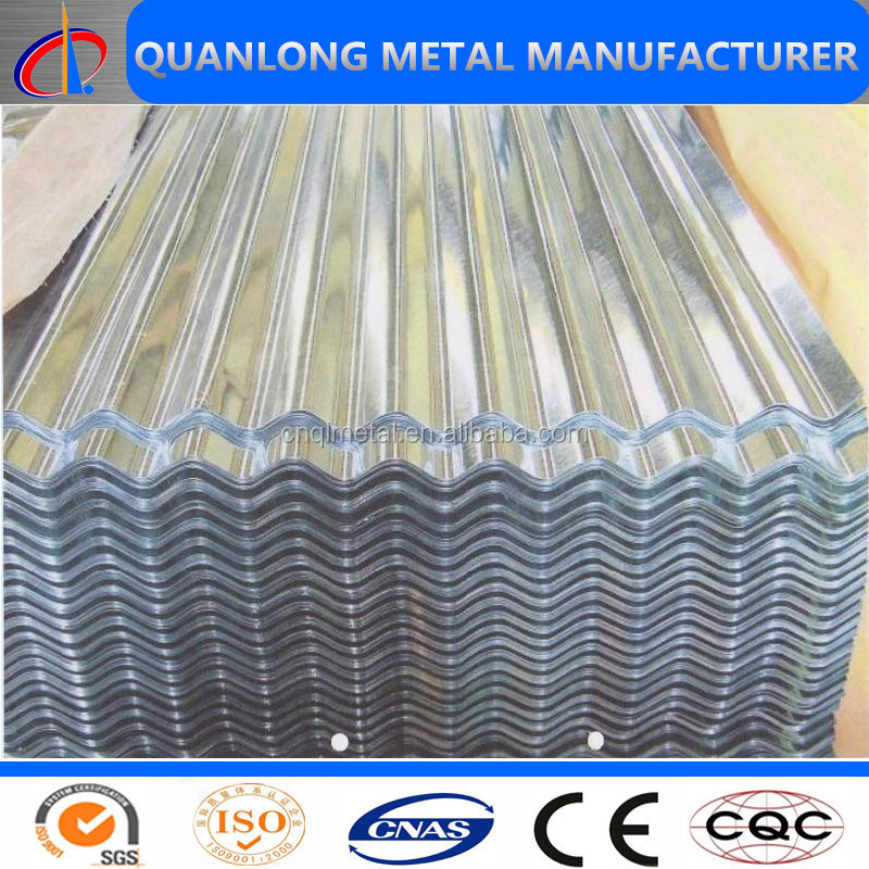 cheap corrugated metal galvalume roofing sheets