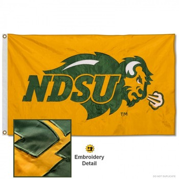 American Embroidered outdoor banner national flag sports team flag for wholesale